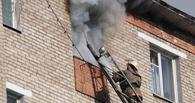 В Омске 73-летняя пенсионерка сама потушила пожар в своей квартире