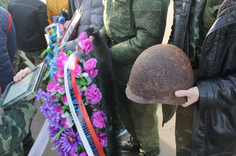 В Омске перезахоронят останки омича, погибшего во время войны