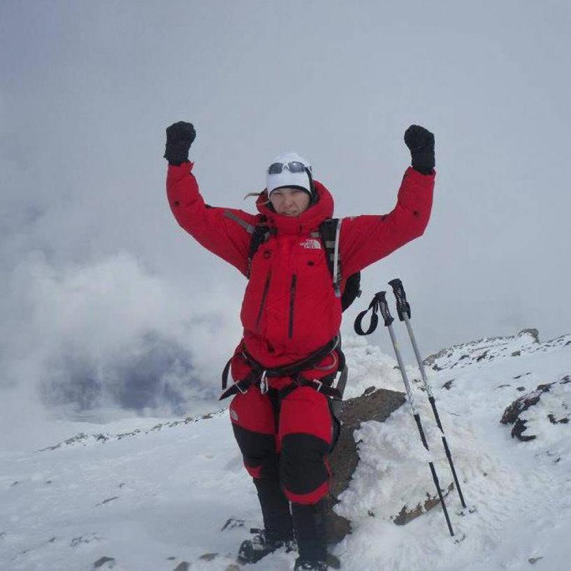 Альпинистка из Омска погибла в горах в США