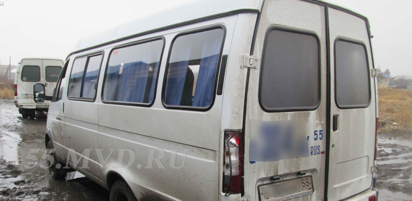 В Омской области 25-летний парень за ночь угнал две ГАЗели