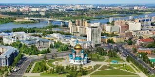 В интернете выбирают лучший город страны: Омск – на 50 месте