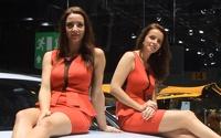 Попки, ножки и немного машин — 2: вторая партия моделей Женевского автосалона