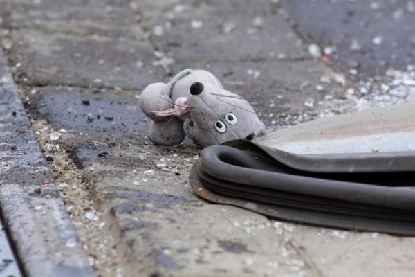 В Омске на трассе сбили восьмилетнего мальчика