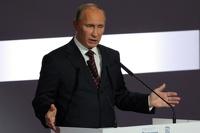 Путин расскажет Федеральному Собранию о присоединении Крыма