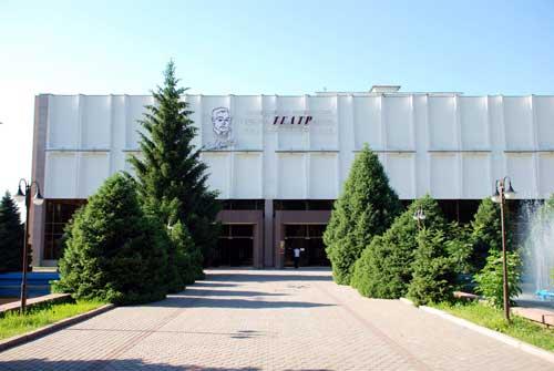 Омск ожидает «Визит дамы» в рамках гастролей казахстанского театра