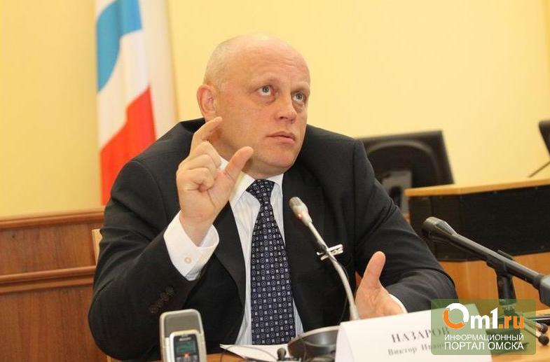 Губернатор Назаров заявил, что не повышал зарплаты своим чиновникам