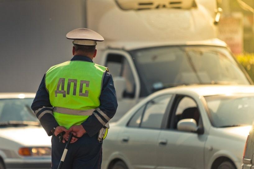 В Омске под колесами иномарки погибла молодая женщина