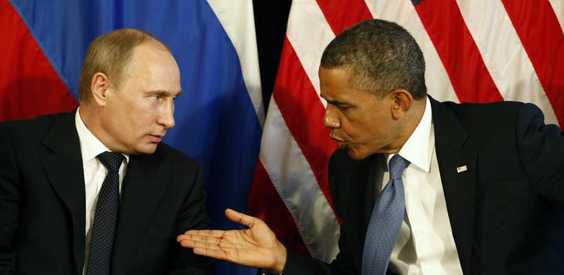 Барак Обама продлил антироссийские санкции еще на год