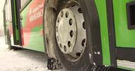 В Омске пассажирский автобус сбил женщину