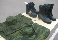 Российская армия переходит на новую полевую формы одежды
