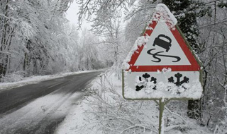Из-за морозов омичам запретили ездить в Казахстан