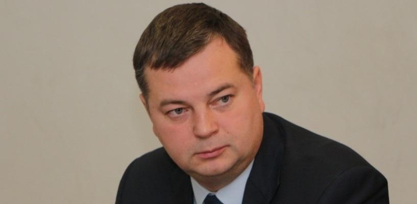 Зам главы омского Минстроя Скрудзин уволился