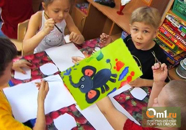 В Омске придумали быстровозводимые детские сады