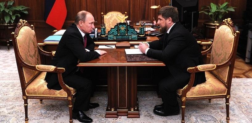 Владимир Путин разрешил Рамзану Кадырову остаться президентом Чечни