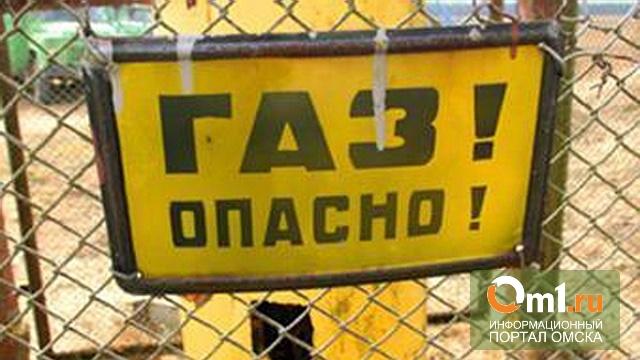 Жители Омска жалуются на запах газа
