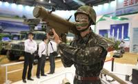 Китай вошел в пятерку крупнейших экспортеров оружия