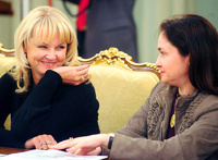 Голиковой прочат место советника президента по экономике