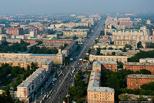Ленина, Герцена и Ленинградский мост: схема перекрытия улиц 9 мая в Омске