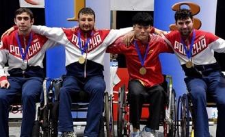 Омские паралимпийцы взяли Кубок мира-2016 в Италии