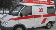 В Омске при столкновении двух автомобилей пострадал 11-летний мальчик