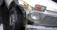 На дороге Омск-Муромцево при столкновении «Нивы» и «Лады» погибла женщина