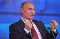 Российские индексы и курс рубля выросли после заявлений Путина по Крыму