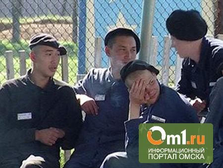 В колонии №8 в Омске зэков не заставляли работать