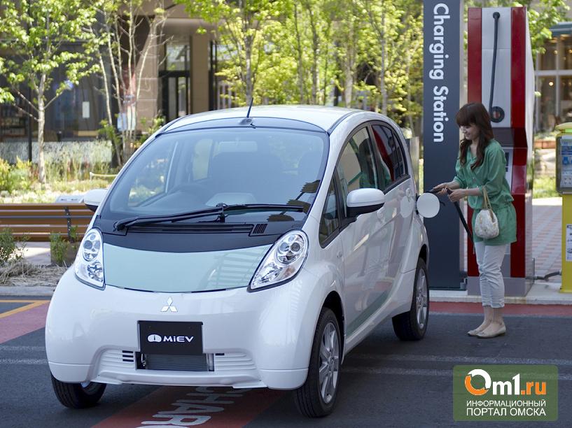 В России обнулят пошлины на электромобили с февраля