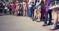 В Омске прошел традиционный забег на шпильках