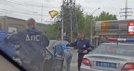 Новосибирская полиция задержала омичей, не заплативших за бензин