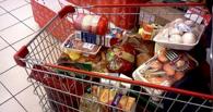 В Омске совершена еще одна кража продуктов на новогодний стол