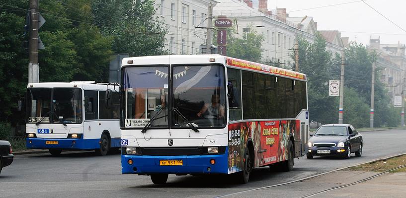 В Омске изменится движение автобусов из-за разворота на Партизанской