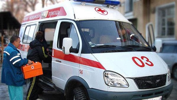 В Омске водитель Chevrolet сбил 9-летнего мальчика