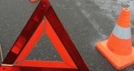 В Омске в аварию попал пассажирский автобус