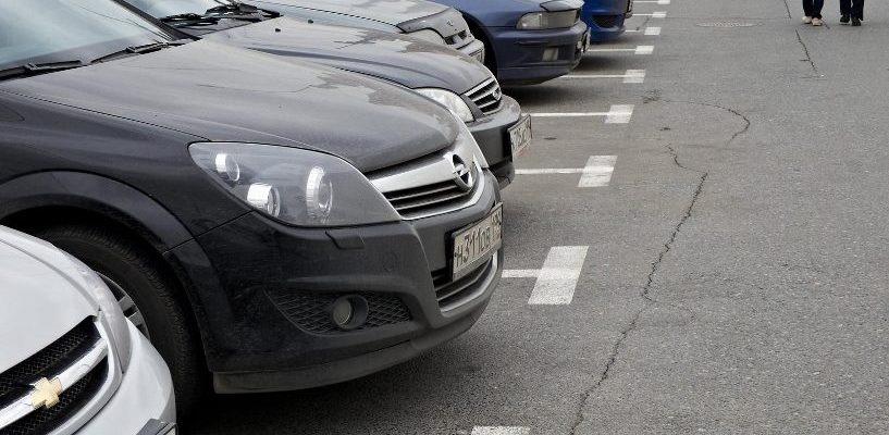 В Омске разработали концепцию создания парковок