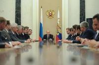 Путин оставил министров без зарубежных счетов