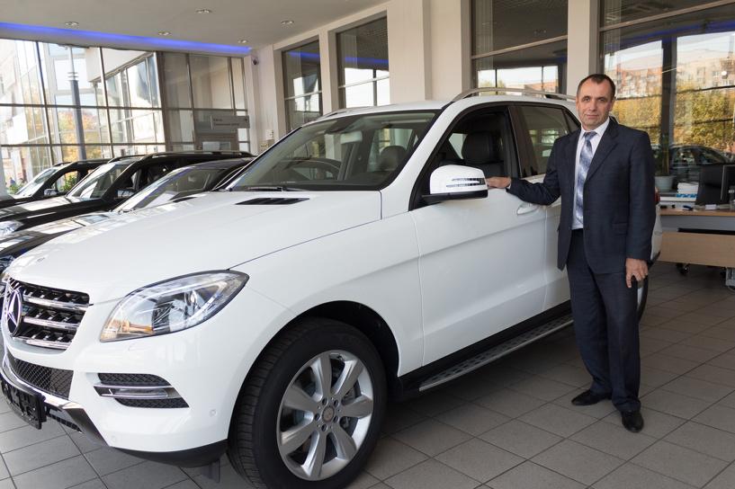 Василий Залознов: Чем больше и престижней автомобиль, тем быстрей он продается