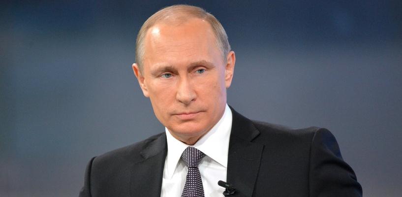 В Кремле назвали дату прямой линии с Владимиром Путиным