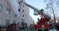 В результате пожара погиб 88-летний омич