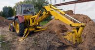 Омский водоканал восстанавливает сети водоснабжения