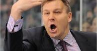 Сумманенна удалили с матча «Авангарда» и «Сибири»