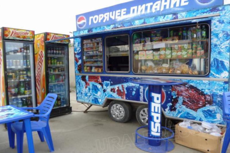 В Омске подросток избил продавца «горячего питания»