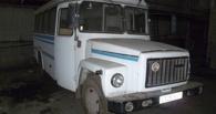 На трассе Омск — Тюмень дотла сгорел пассажирский автобус