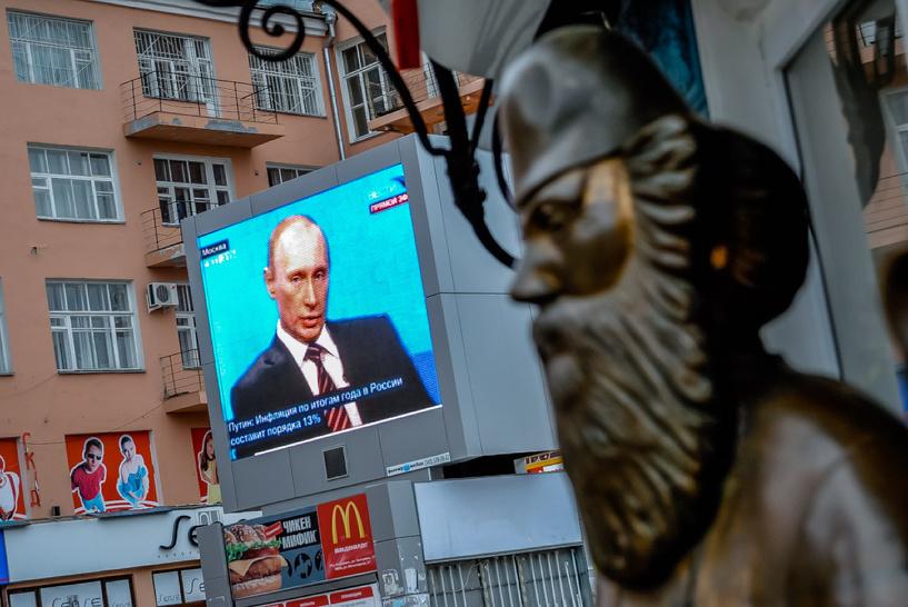 Кремль запретил губернаторам использовать образ Владимира Путина на выборах