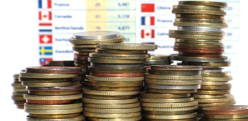 Курс валют: начало недели прошло на бирже без резких колебаний