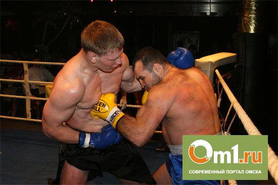 Сборная Омска по кикбоксингу стала чемпионом России