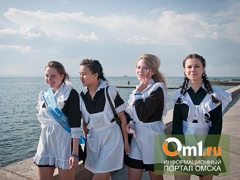 В Последний звонок всего 17 омских школьников попалось на распитии спиртного