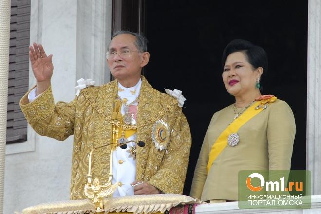 Тайский король официально признал власть военных