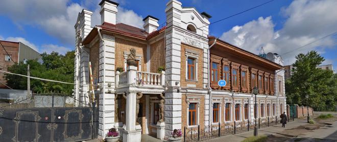 За «Туристом» в Омске хотят построить высотку на месте старинного особняка