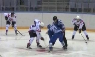 Омские строители победили в хоккейном матче в Сочи